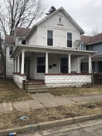 Springfield Multi Family Home For Sale: 228 E Southern