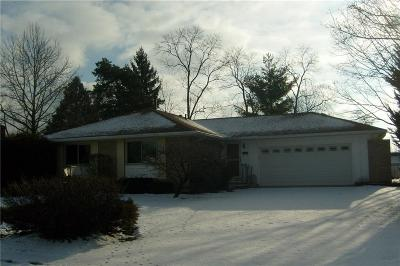 Springfield Single Family Home Contingency/Show: 3216 Bristol Dr.