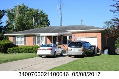 Springfield Single Family Home For Sale: 1315 Skyline