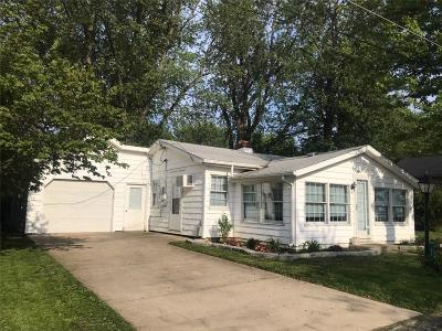 Celina OH Single Family Home For Sale: $134,900
