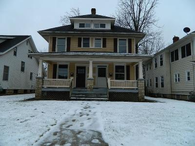 Springfield Multi Family Home For Sale: 473-475 E Cassilly Street