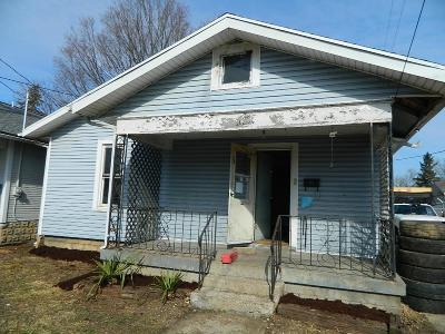 Springfield Single Family Home For Sale: 1016 James Street
