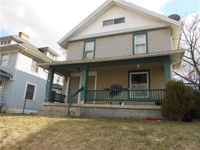 Springfield Multi Family Home For Sale: 455 Stanton Avenue
