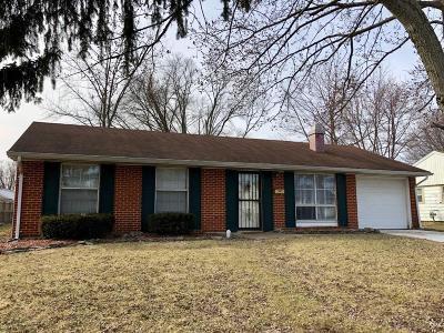 Springfield Single Family Home For Sale: 3237 Revels