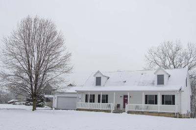 Springfield Single Family Home For Sale: 2615 Stoney Creek