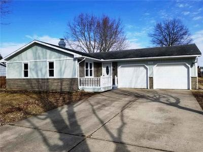 Urbana Single Family Home For Sale: 253 New Haven Drive