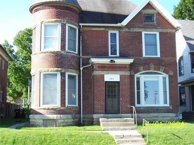 Springfield Multi Family Home For Sale: 707 W High Street