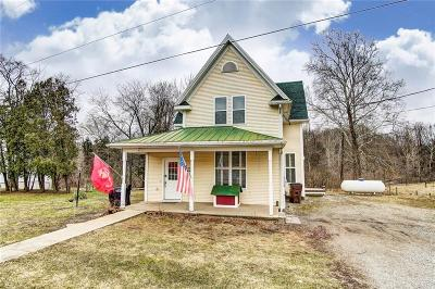 Urbana Single Family Home Contingency/Show: 5585 Storms Creek Road
