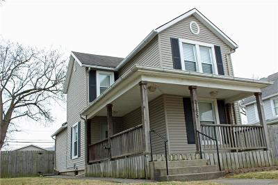 Springfield Single Family Home For Sale: 2165 Columbus