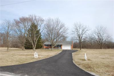 Springfield Single Family Home For Sale: 6180 S Pitchin Road