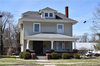 Urbana Single Family Home For Sale: 314 S Main Street
