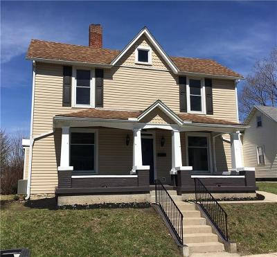 Urbana Single Family Home For Sale: 116 Lincoln Place