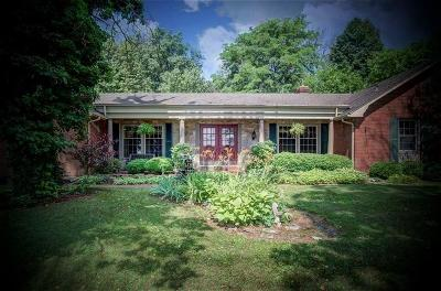 South Charleston Single Family Home For Sale: 10337 S Charleston Pike