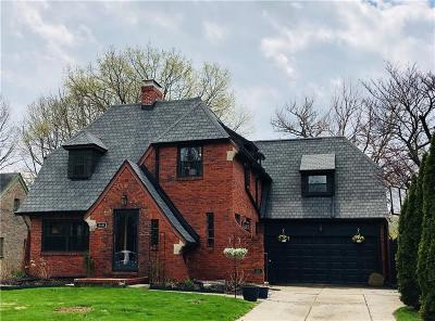 Springfield Single Family Home For Sale: 219 N Broadmoor Boulevard