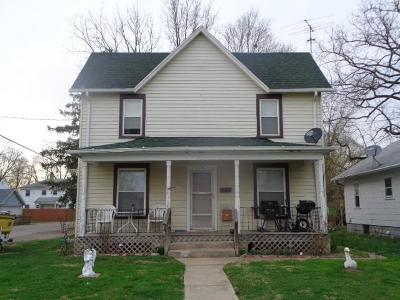 Springfield Multi Family Home For Sale: 1538 Broadway Street