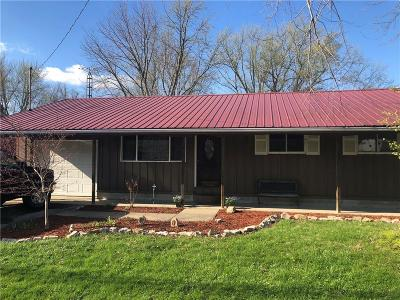 Springfield OH Single Family Home For Sale: $105,000