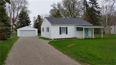 Springfield OH Single Family Home For Sale: $129,500