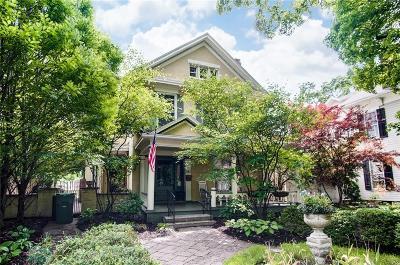 Urbana Single Family Home For Sale: 343 Scioto Street