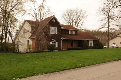 Urbana Single Family Home For Sale: 342 Camelot Drive