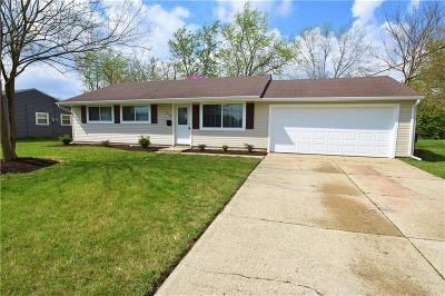 New Carlisle Single Family Home Contingency/Show: 1118 Chalet