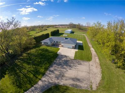 South Vienna Single Family Home Contingency/Show: 11874 E National Road
