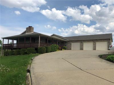 South Vienna Single Family Home Contingency/Show: 4648 McConkey Road