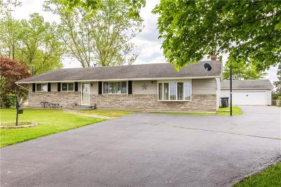 Springfield Single Family Home For Sale: 6343 Old Columbus