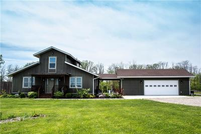 Urbana Single Family Home Contingency/Show: 7587 W State Route 29