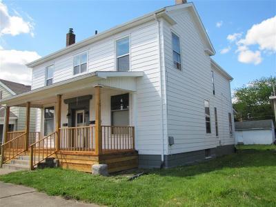 Urbana Multi Family Home For Auction: 120 E Church Street