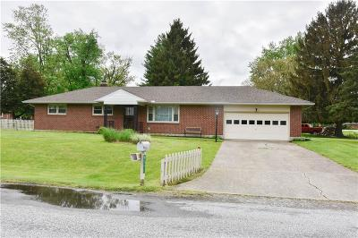 Springfield OH Single Family Home Contingency/Show: $135,000