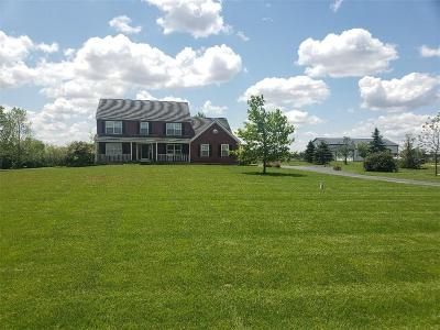 South Charleston Single Family Home For Sale: 9697 Chenowith Road