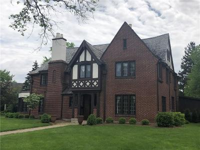 Springfield Single Family Home For Sale: 1717 N Fountain Boulevard
