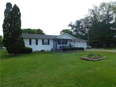 South Vienna Single Family Home For Sale: 2190 Callahan Road