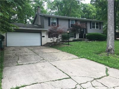 Springfield Single Family Home For Sale: 552 N Kingswood Drive
