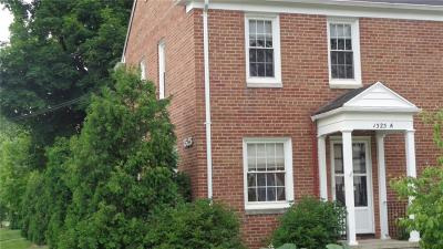 Springfield Single Family Home For Sale: 1525 N. Plum St. #A