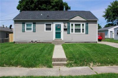 Springfield Single Family Home For Sale: 717 Cortland