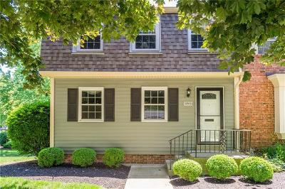 Centerville Single Family Home For Sale: 5865 Overbrooke Road