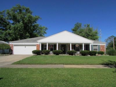 Single Family Home For Sale: 3435 Red Coach Drive