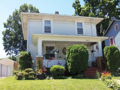 Springfield OH Single Family Home For Sale: $32,000
