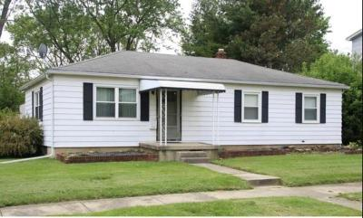 Springfield OH Single Family Home For Sale: $58,500