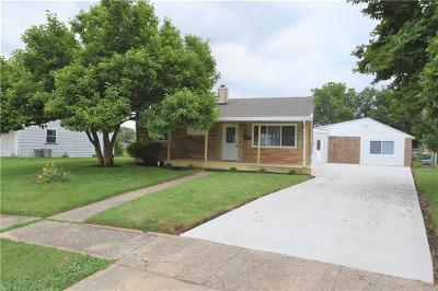 New Carlisle Single Family Home Contingency/Show: 505 N Church