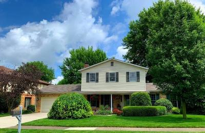 Springfield Single Family Home For Sale: 730 W Linmuth Drive