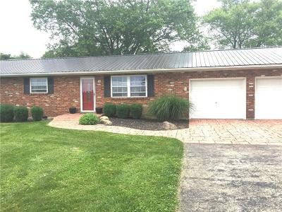 Springfield Single Family Home For Sale: 5150 N River Road