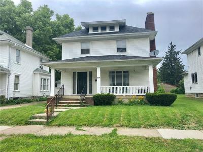 Springfield Single Family Home For Sale: 338 W Liberty Street