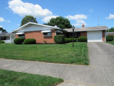 Springfield Single Family Home For Sale: 411 Geron Drive