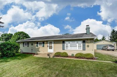 Springfield Single Family Home Contingency/Show: 3835 Folk Ream