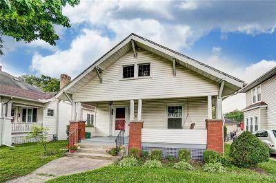 Springfield Single Family Home For Sale: 705 E Madison Avenue