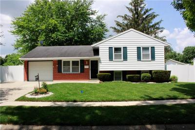New Carlisle Single Family Home For Sale: 621 Spinning Road