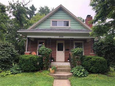 Springfield Single Family Home For Sale: 3533 Noble Drive