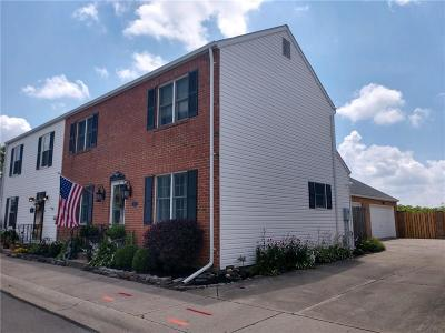 Urbana Single Family Home For Sale: 125 Pearce Place #.